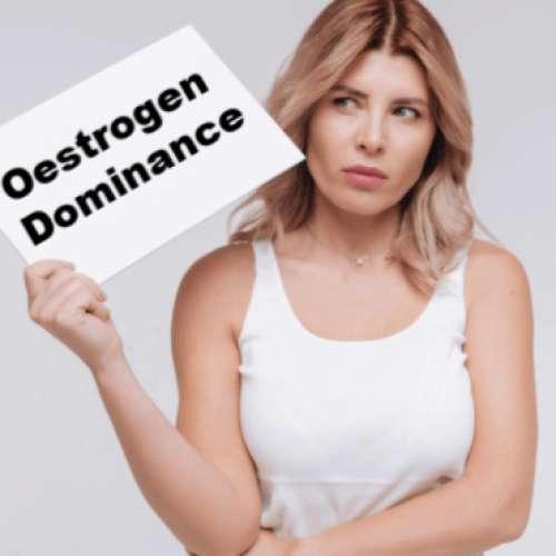 Гормональний дисбаланс-преобладания эстрогена