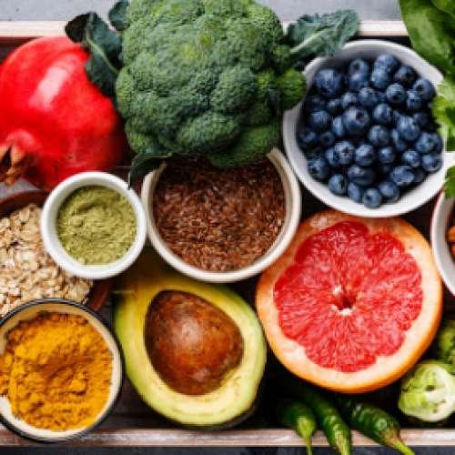 Овощи полезные витамины