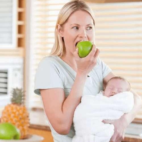 Какая диета после родов